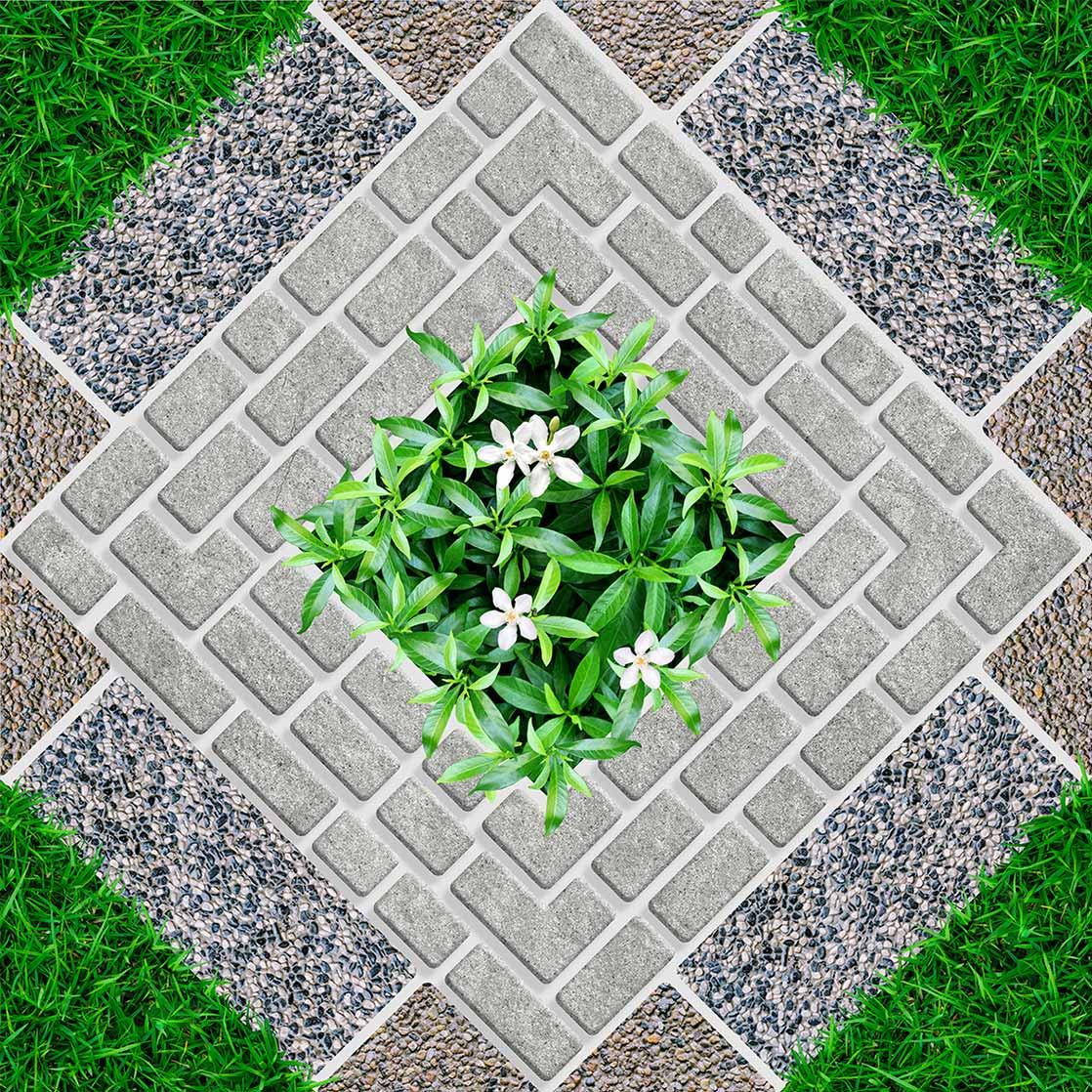 Gạch lát sân vườn Viglacera SV 5525 giá rẻ