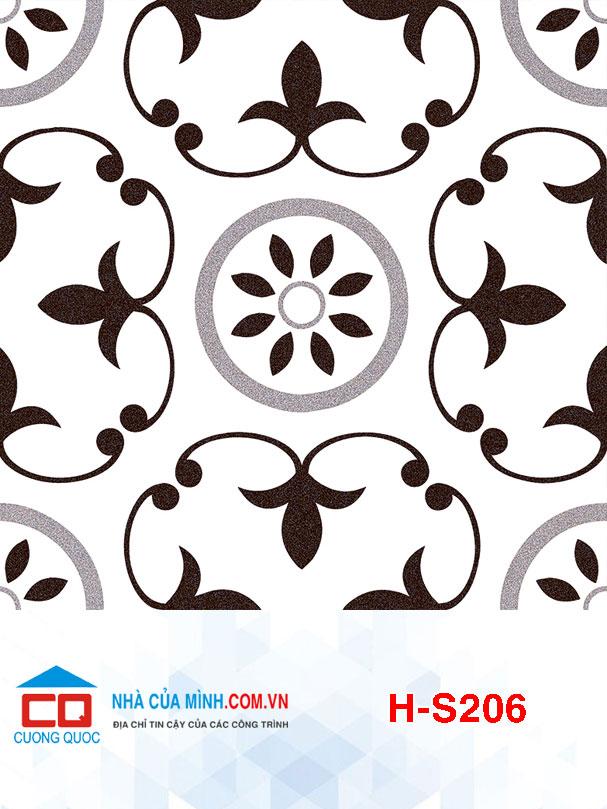 Gạch bông 200x200 Viglacera H-S206 giá rẻ