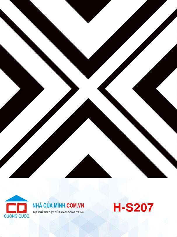 Gạch bông 200x200 Viglacera H-S207 chính hãng