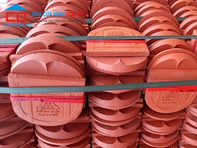 Ngói hài 150 Giếng Đáy Hạ Long Quảng Ninh giá rẻ