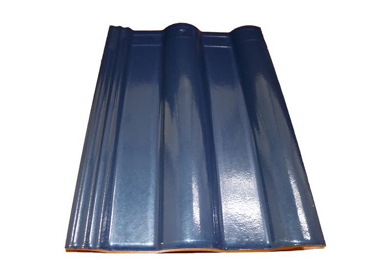 Ngói hai sóng Takao Sihataking màu xanh dương SH-06 giá ưu đãi