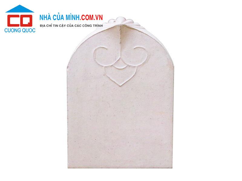 Ngói hài cổ Thạch Bàn màu kem MHC-01 giá rẻ