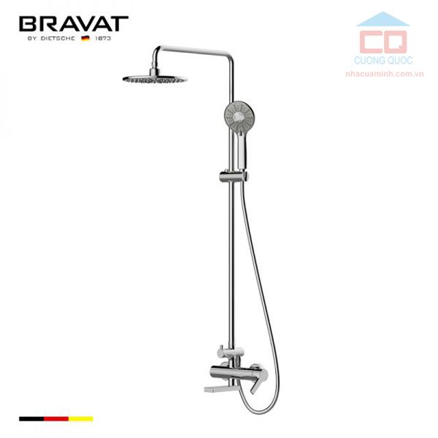 Sen cây tắm cao cấp Bravat F63379C-A-ENG