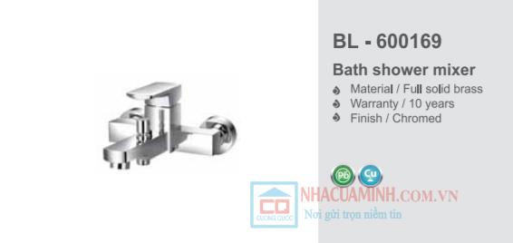 Vòi sen tắm cao cấp Bello BL - 600169
