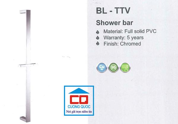 Thanh trượt sen tắm Bello BL - TTV