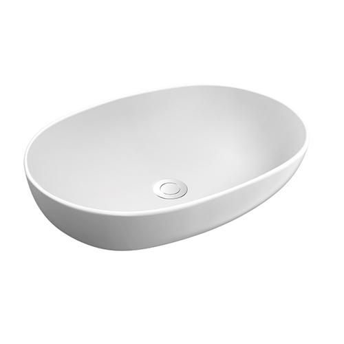 Chậu rửa dương bàn Viglacera Platinum P.23.350