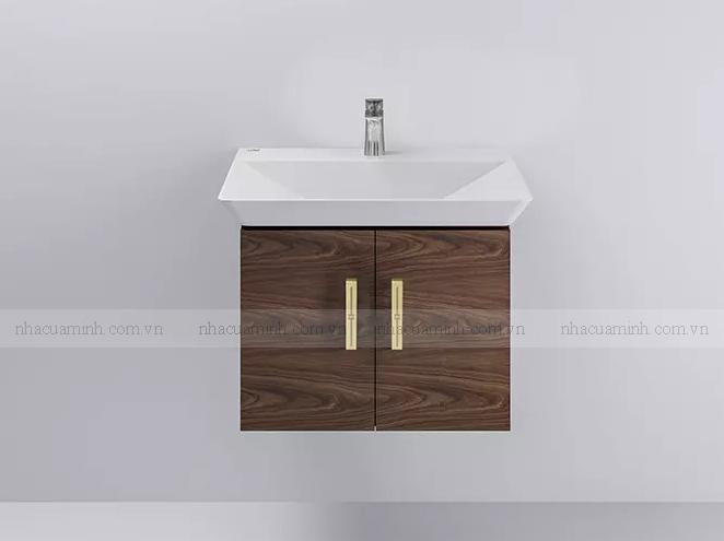 Tủ chậu lavabo Viglacera Platinum P.69.700