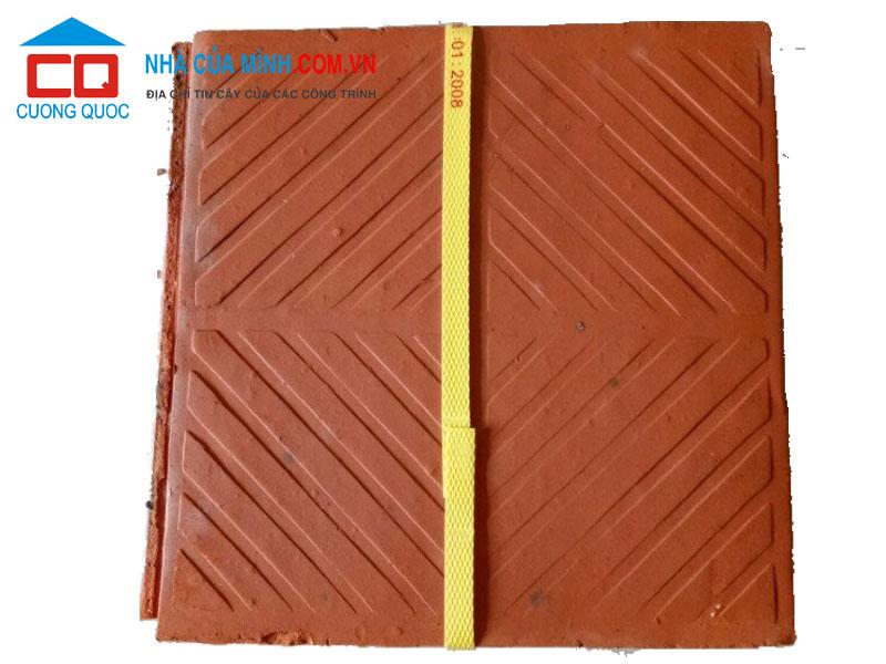 Gạch lá dừa 200x200x20 Viglaera Xuân Hòa giá ưu đãi