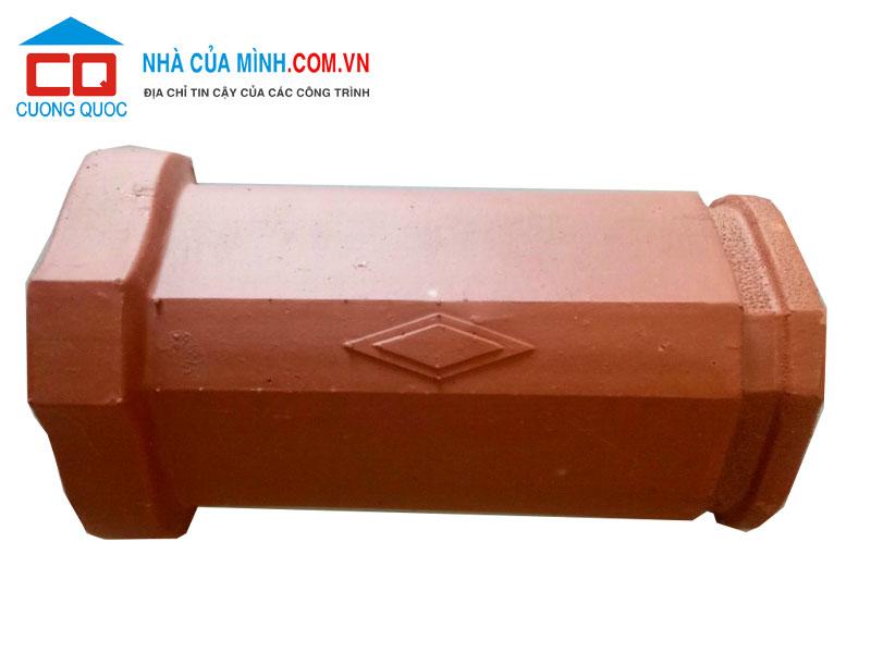 Ngói nóc - Ngói bò Viglacera Xuân Hòa giá rẻ