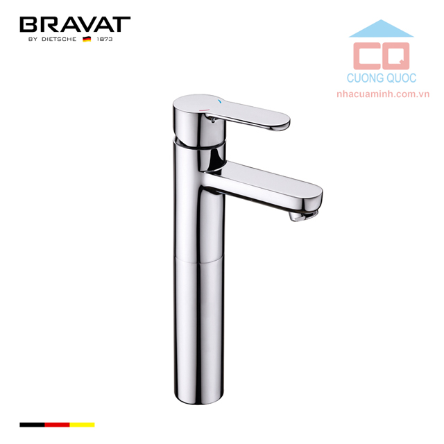 Vòi chậu lavabo cao cấp Bravat F139103C-1A