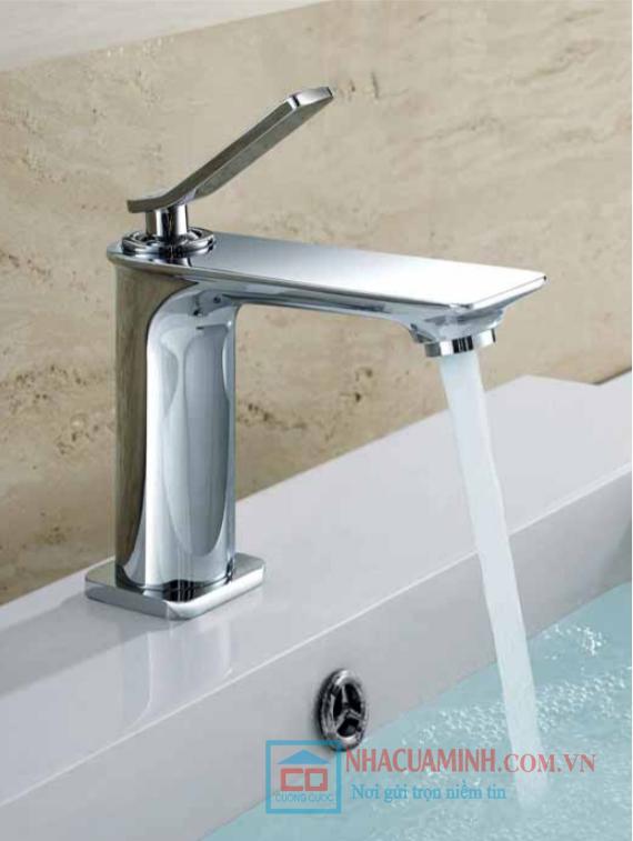 Vòi chậu lavabo ngắn Bello BL - 600801S