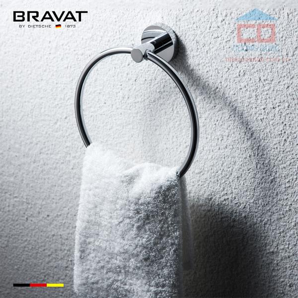 Vắt khăn vòng cao cấp Bravat D7247C-ENG
